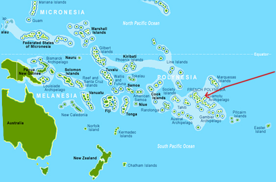 Map Of Islands Around Key West